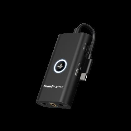 Sound Blaster G3 Konsolen DAC