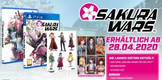 Sakura Wars Glamshot