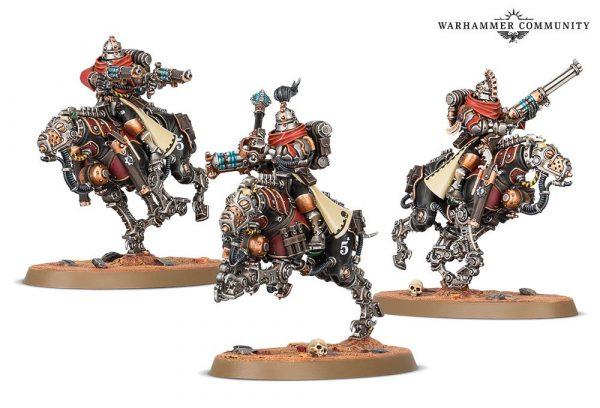AdMech cavalery sulphurhounds