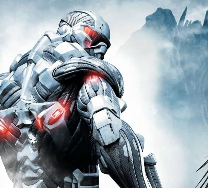 Crysis - Cover Remastered