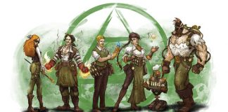 Alchemists Team Picture