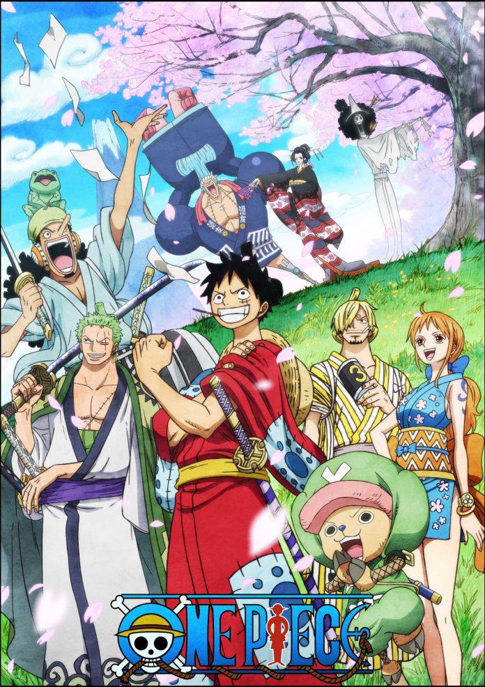One Piece im Simulcast