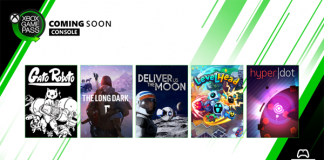 Xbox Game Pass April 2
