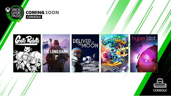 Xbox Game Pass April 2