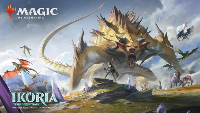 Magic the Gathering Ikora