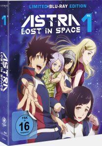 Packshot ASTRA Lost In Space