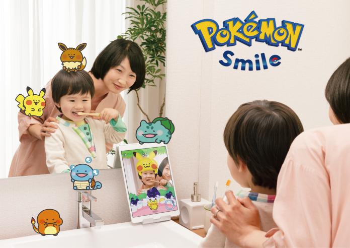 Pokemon Smile