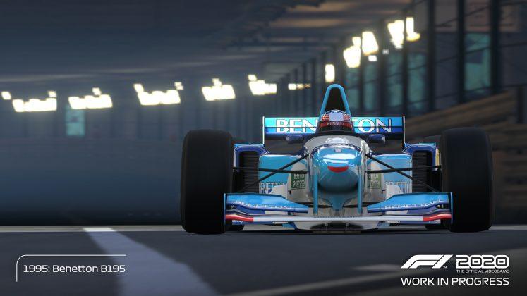 F1 2020 Schumacher Edition Car 3