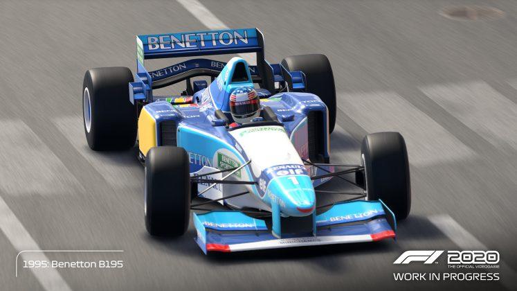 F1 2020 Schumacher Edition Car 4