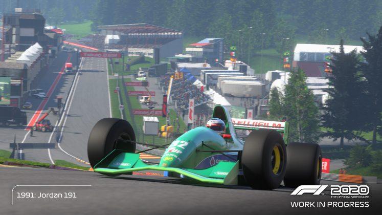 F1 2020 Schumacher Edition Car 5