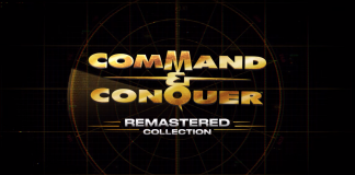 command and conquer remaster logo