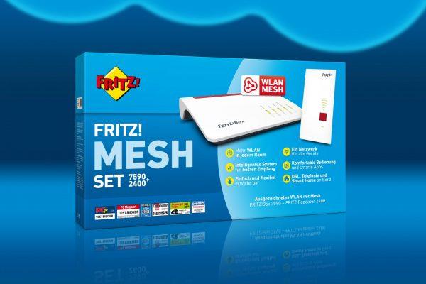 AVM Fritz Router