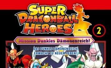 Dragon Ball Heroes Cover