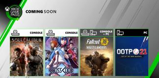 Game Pass Juli 2020