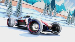 Trackmania on ice