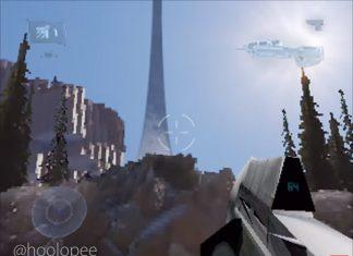 Halo Infinite Nintendo 64