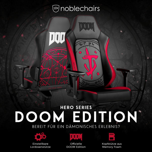DOOM Edition Gamingchair