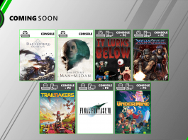 Game Pass August 2020