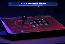Mad Catz Ego 2 Fightstick
