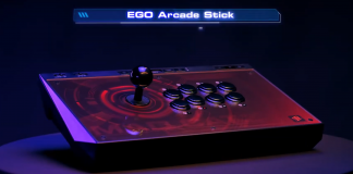 Mad Catz Ego 2 Fightstick