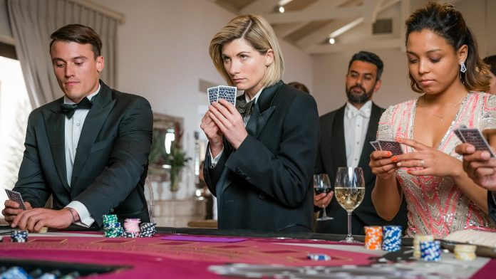 Doctor Who Staffel 10 Start