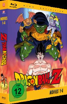Dragon Ball Z The Movies