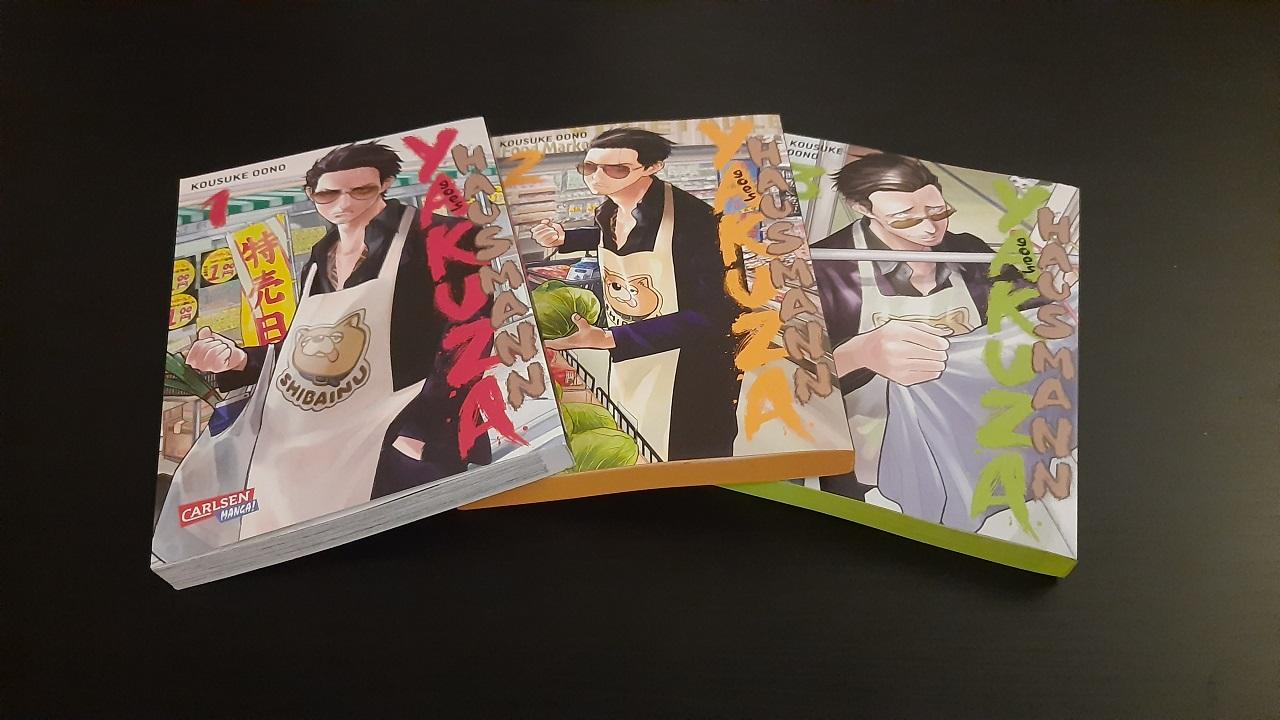 Yakuza Goes Hausmann Mangas