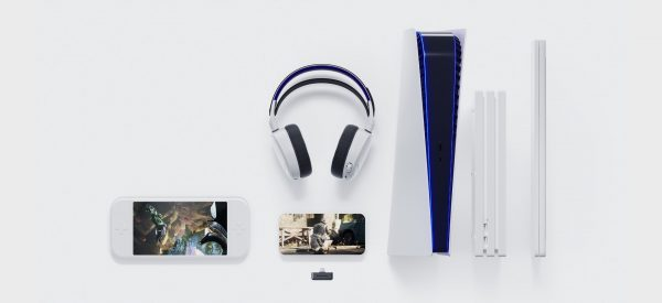 SteelSeries Arctis 7P with PlayStation 5