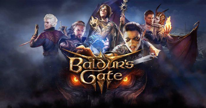 Baldurs Gate 3 Logo