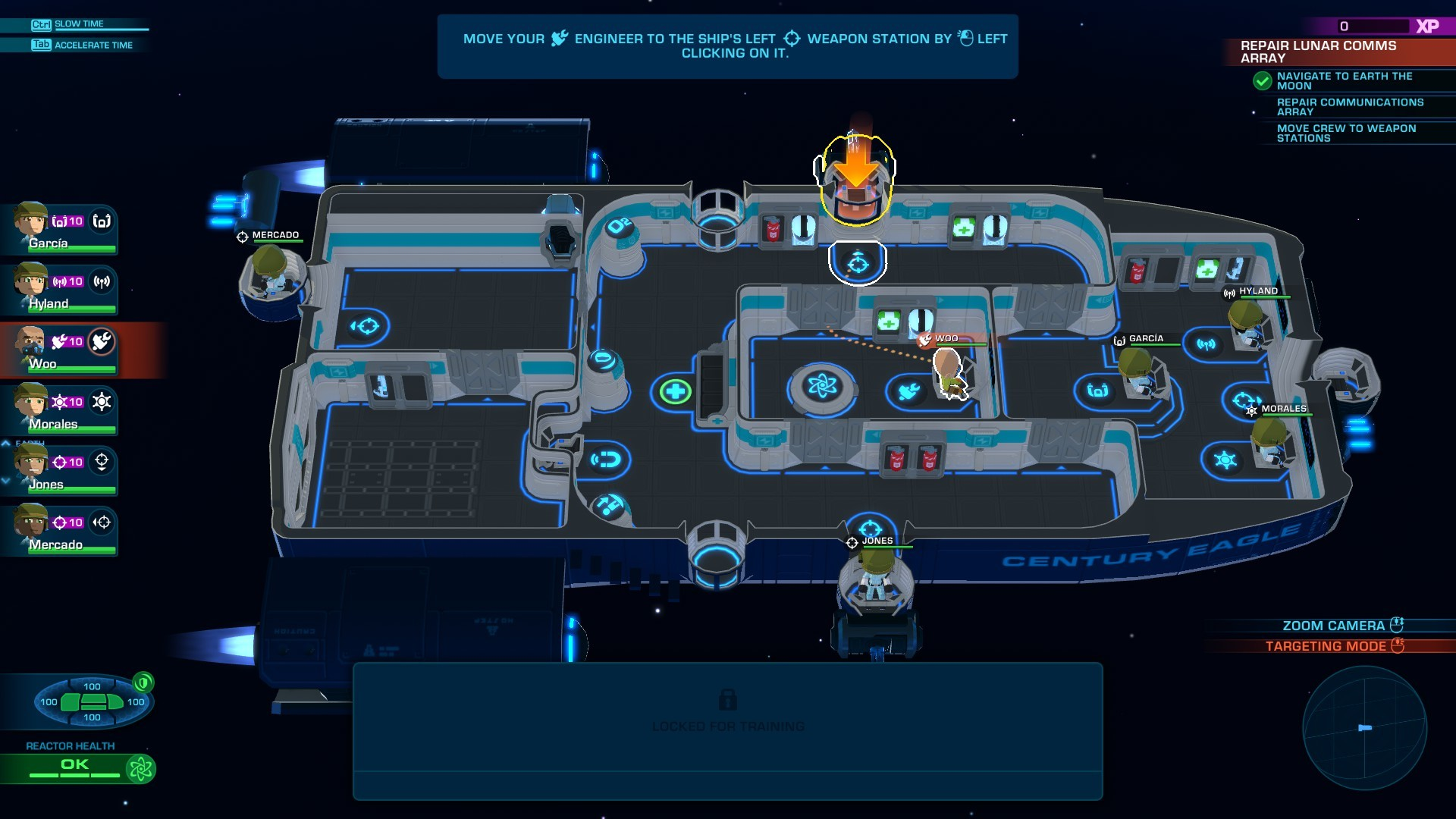 Space Crew Screenshot