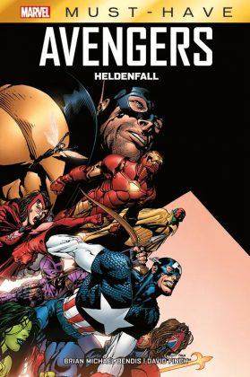 Marvel-Comics-Paket