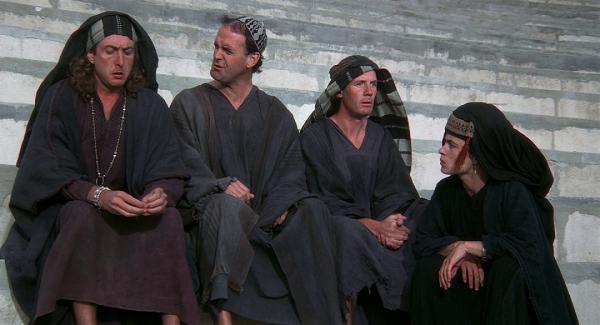 Die judäische Volksfront Quelle: Blu-ray