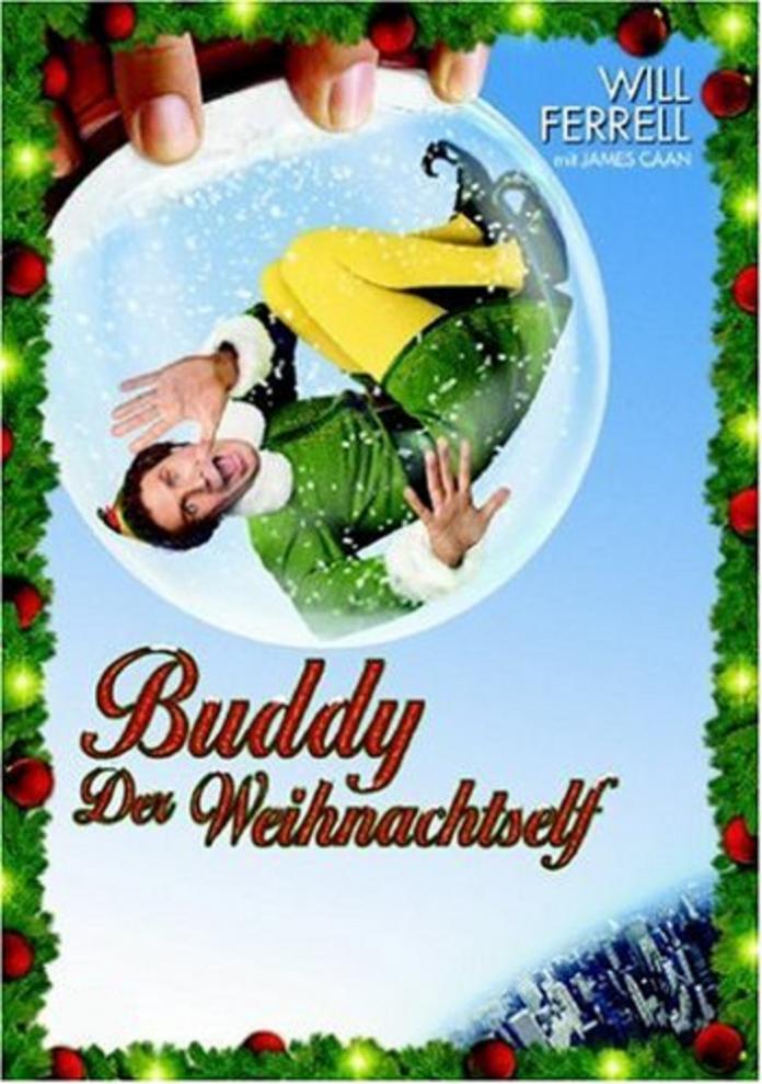 Buddy - Der Weihnachtself DVD-Cover