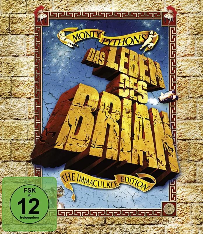 Das Leben des Brian BR-Cover