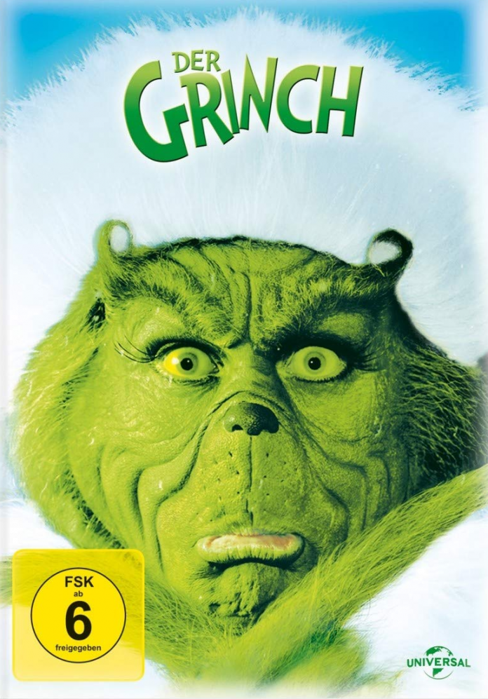 Der Grinch - Cover
