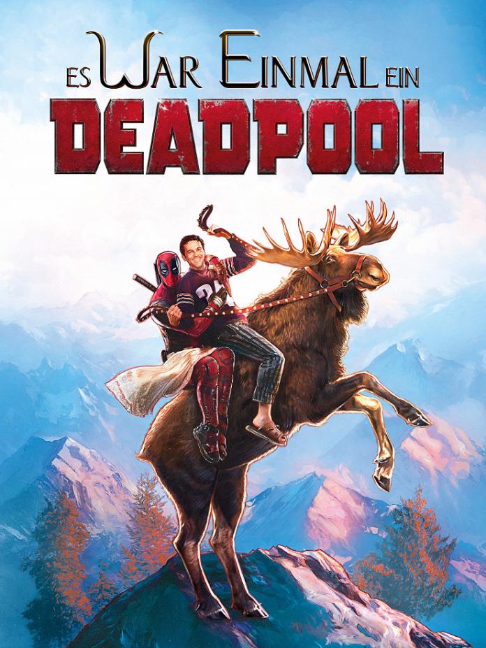 Es war einmal ein Deadpool Cover