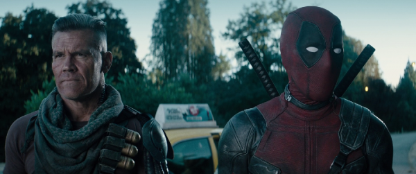 Cable und Deadpool Quelle: VoD