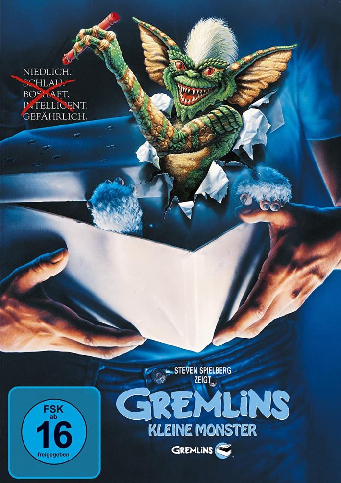 Gremlins BR-Cover