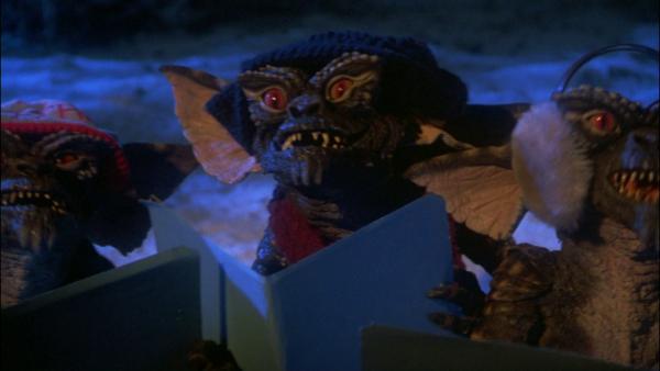 Die Gremlins beim Singen Quelle: Blu-ray