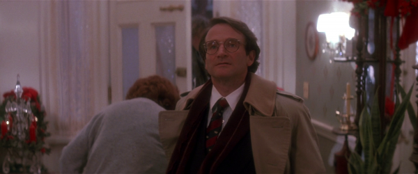 Robin Williams als Peter Banning Quelle: Blu-ray