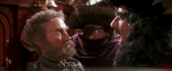 Glenn Close, Robin Williams und Dustin Hoffman Quelle: Blu-ray