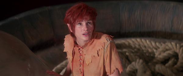 Julia Roberst als Glöckchen Quelle: Blu-ray