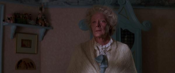 Maggie Smith als Großmutter Wendy Quelle: Blu-ray