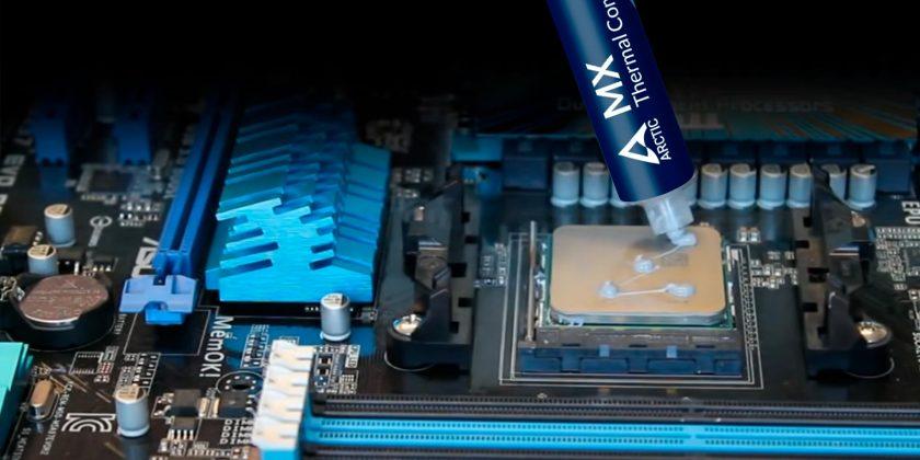 MX 4 Wärmeleitpaste