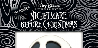 Nightmare before Christmas Blu-ray Cover