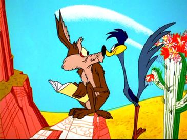 Der Kojote und der Road Runner Quelle: Warner Bros.