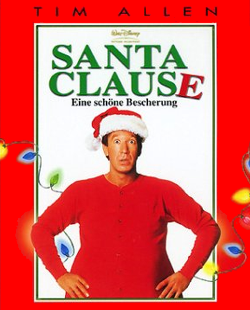 Santa Clause - Cover