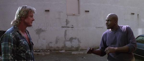 Roddy Piper als Nada und Keith David als Frank Quelle: Blu-ray