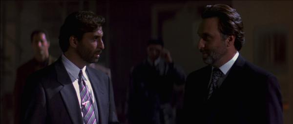 Ron Silver als 1994er McComb (links) und seinem 2004er Pendant Quelle: Blu-ray