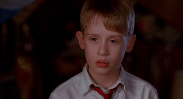 Macaulay Culkin als Kevin Quelle: Blu-ray